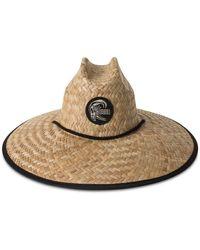 O'neill Sportswear Sonoma Prints Straw Hat - Natural