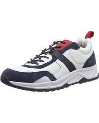 Tommy Hilfiger - Fashion Mix Sneaker, Sneakers Basses - Lyst