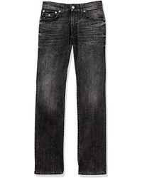 True Religion Ricky Straight Leg Jean - Multicolor