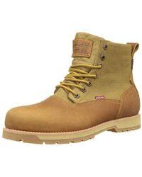 Levi's - Logan Ca Desert Boots - Lyst