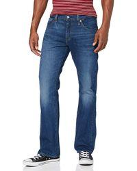 Levi's 527 Slim Boot Cut Bootcut Jeans - Blue