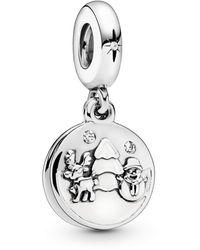PANDORA - Argent Charms et perles - 797562EN12 - Lyst