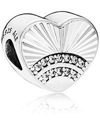 PANDORA - Abalorios Mujer plata - 797288CZ - Lyst