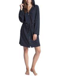 CALIDA Tilda Kimono - Blu