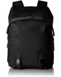 Volcom Mod Tech Waterproof Dry Backpack Bag - Black
