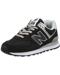 New Balance 574v2 Core Sneaker - Schwarz
