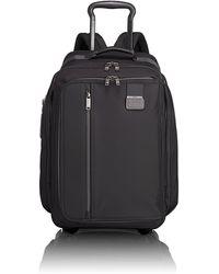 "Tumi Merge Wheeled Backpack 15\"" Zaino Casual - Nero"