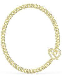 Guess Damen Halskette UBN79066 - Metallizzato