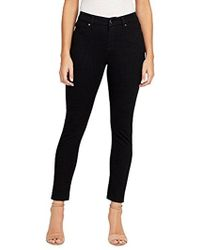 Bandolino - Smooth Operator Seamless Shaper Crop Jean - Lyst