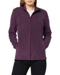 Napapijri Toko Wom Fz Sweatshirt - Purple