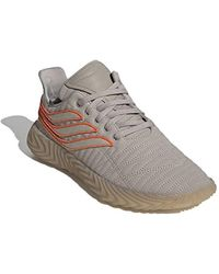 adidas Sobakov Chaussures de Running Marron