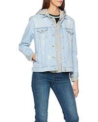 47f532c27cb Women s Dorothy Perkins Denim jackets Online Sale - Lyst
