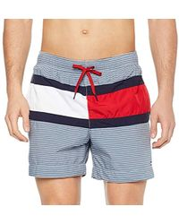 Tommy Hilfiger - Medium Drawstring Short Homme - Lyst