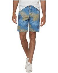 O'neill Sportswear LM Leaves Shorts - Blau