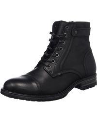 Marc O'polo Bootie Combat Boots - Schwarz