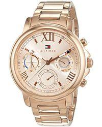 Tommy Hilfiger Reloj para mujer 1781743. - Multicolor