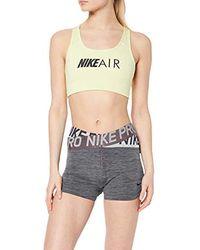 Nike W NP Intertwist 2 3inch Short - Grigio