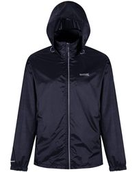 Regatta S Standout Ardmore Jacket (waterproof & Windproof) (m) (majestic Purple/seal Grey) - Multicolour