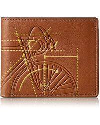 Fossil - Herren Geldbörse ? Peter Rfid Bifold Klapp-id, 's Wallet, Brown, 8.89x1.52x10.8 Cm (b X H T) - Lyst