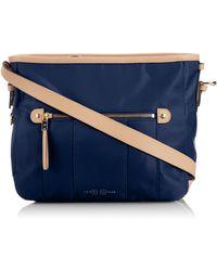 Tommy Hilfiger S Maeve Hobo Shoulder Bag Bw56923431 Midnight - Blue
