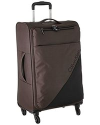CALVIN KLEIN 205W39NYC - Chelsea 25 Inch Upright Suitcase - Lyst