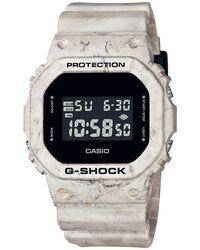 G-Shock - Orologio DW-5600WM-5ER - Lyst