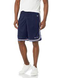 Champion Core Basketball Short - Blue
