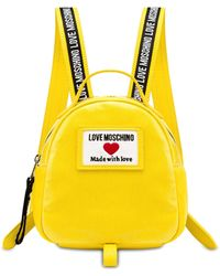 Love Moschino Ss21, Backpack Bags , M - Multicolour