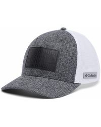 Columbia 's Rugged Outdoor Mesh Hat Baseball Cap - Blue