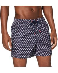 Esprit Copano Bay Woven Shorts Board - Blue