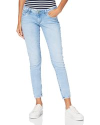 Pepe Jeans - Jean Skinny T-Shirt - Lyst