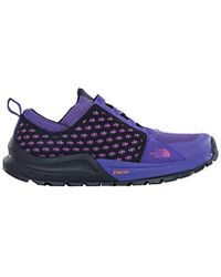 0e64555ab 's W Mountain Trainer Low Rise Hiking Boots - Purple