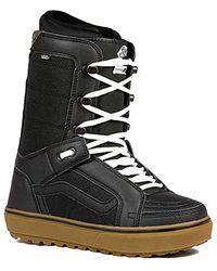Vans Hi-standard Og Snowboard Boots Black/gum