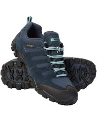 Mountain Warehouse Lightweight Hiking - Blue