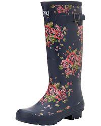Regatta 'lady Fairweather' Wellington Boots - Blue