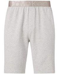 Calvin Klein Sleep Short Pantaloncini - Grigio