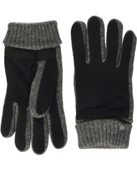 Esprit Accessoires 119ea2r006 Gloves - Black