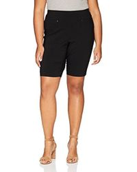 Rafaella - Plus Size Supreme Stretch Short - Lyst