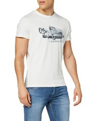 Pepe Jeans Bobby T-shirt - White