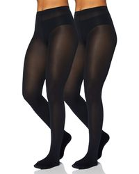 Iris & Lilly By Wolford Tights - Blue