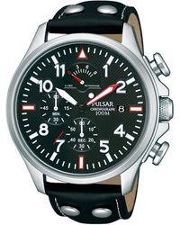 Seiko Pulsar orologio PS6061X1 - Nero