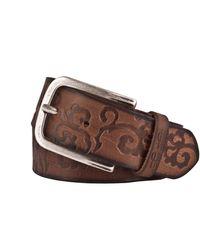 Tom Tailor Belt TW1006R61 W105 Cognac - Braun