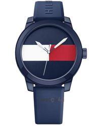 Tommy Hilfiger Horloge 1791605 - Bleu