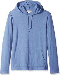 Goodthreads Amazon-Marke: T-Shirt-Hoodie - Blau