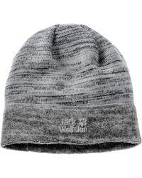 Jack Wolfskin Aquila Cap - Grey