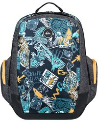 Quiksilver Large Backpack - Großer Rucksack - Blau