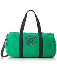 Kipling ONALO L Organiseur de sac à main, 57 cm - Vert