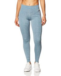 Nike Aj8827-432 Leggings - Blue