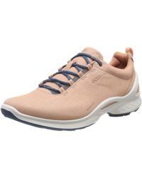 Ecco Damen Biom Fjuel Multisport Indoor Schuhe - Blau