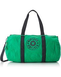 Kipling ONALO L Organizer borsa, 57 cm, 33 liters, Verde (Lively Green)